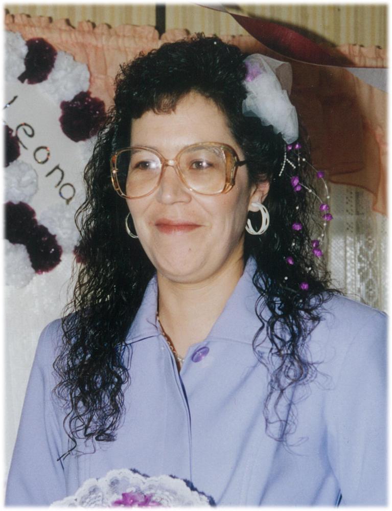 obituary  leona joanne suvee   mccaw funeral service